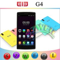 g4 cell phone - New Arrival Original Elephone G4 MTK6582 Quad Core x Cell Phones G G MP Camera Inch IPS Android G GPS Unlocked Phone
