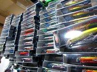 unpainted lures - 60pcs unpainted crank fishing lure eyes