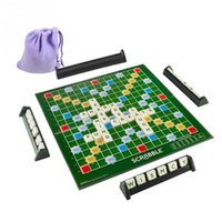 Wholesale Scrabble Original Board Game Funny Family Traditional Games Party