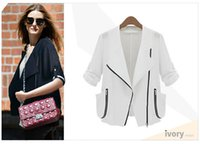 Wholesale women Blazers new fashion Easy coat outerwear jackets women colour suit TA11