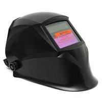 Wholesale Black Solar Welder Mask Electrowelding Auto Darkening Welding Helmet MAC_10V