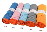 Wholesale 100 Yogitoes eco silicone yoga towel