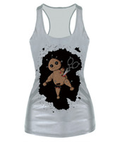 baby doll tank - Fashion Terrorist baby doll Printed Tank Top Women Sexy Skinny Vest Punk Style Sleeveless T shirt Tops TO113