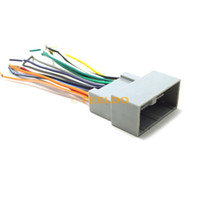 Wholesale Car Radio Audio Stereo Amplifier Interface Wire Harness for Honda Install Aftermarket CD DVD Stereo
