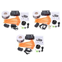 Wholesale Electronic Pet Fencing System Water Resistant Excellent Dog Fence System with Shock Collar for Dog Training