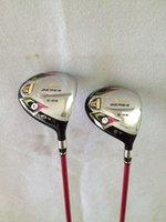 Wholesale Women Star Golf clubs Honma Beres S fairway woods Golf woods Free headcover