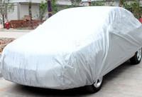 Wholesale Universal Car Covers Styling Indoor Outdoor Sunshade Heat Protection Waterproof Dustproof Anti UV Scratch Resistant Sedan