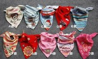 baby wipes - infants toddlers Cotton Bibs babys Wipes Wraps Burps Cloth Scarf Bandage neckerchief