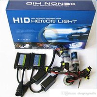Wholesale Automobile headlight XENON HID COItem specifics BuNVERSION Kit K Single light lamp Hid Xenon Kit HID Blub Lamps with ballast