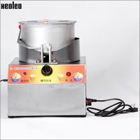 popcorn machine maker - Xeoleo Commerial Gas Popcorn Machine oz Single Pot Gas Popcorn maker Double Use AC DC popping machine could make Spherical corn