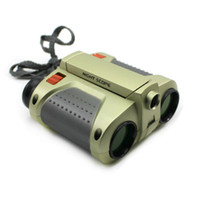 Wholesale Mini Night Night Vision Telescope Light Surveillance Binocular Scope Kid Gift