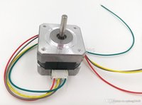 Wholesale Nema Stepper Motor bipolar leads mm V A Ncm oz in D printer motor A3