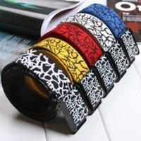 Wholesale 5 Colors Men s Belts Fashion Casual men belt buckle canvas real leather fashion canvas belt for men drop shipping R915
