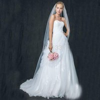 apple swag - Custom Made New Tulle Ball Gown with Lace Up Back and Side Swags Style WG3403 Wedding Dresses H3O6