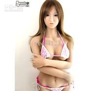 Realista Sexuales japonesa Real Love Dolls varón adulto Sex Toys completo de silicona muñeca del sexo dulce voz Muñecas venta caliente --086B41079
