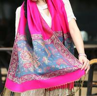 Wholesale 100 Pashmina Scarf wrap shawl Scarves Cashmere scarf Shawl