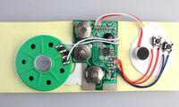 al por mayor marcos de fotos, con los precios-Precio de fábrica 5 segundos 10s 30s 60s 120s 180s módulo de sonido registrable, viruta de la voz para los cuadros de la foto del LED Tarjeta de grabación