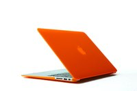 Wholesale colorful Matte Frosted Case For Macbook Air Pro Pro Retina without logo hot fashion free ship