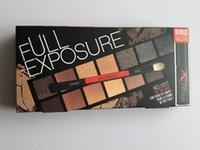 shadow boxes - Hot New Makeup Smash Box Full Exposure Palette color Eye Shadow Mascara