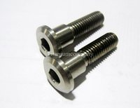 Wholesale Titanium TC4 Motorcycle Brake Disc Bolts M6 M8 for YAMAHA