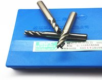 Wholesale Milling cutter MM Four Flute HSS Flute End Mills Cutting CNC Milling Machinery tools Cutting tools