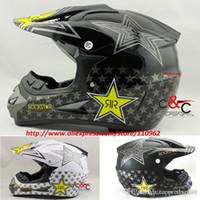 Wholesale motocicleta casco capacetes MOTORCYCLE HELMET moto ATV DIRT BIKE MOTOCROSS racing Helmet S M L XL SIZE DOT helmet A5