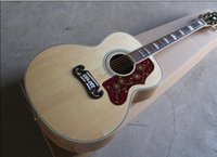acoustic hard case - New Brand Inch Folk Acoustic Guitar with Flame Maple Veneer Back and Side and Hard Case can be Added