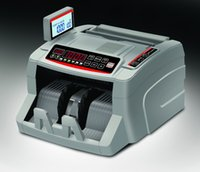 Wholesale Cash Money Bill Counter with UV MG IR DD Detection EU T Money Counting Machine Financial Equipment