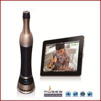 Cheap Full Mechanical ICIG MUSES Bluetooth Huge Vapor muses MOD for 3800mAh 26650 battery E Cigarette