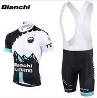 bianchi mountain bikes - 2015 bianchi summer MEN breathable Cycling Clothing Sleeveless jersey Mountain riding sportswear Jersey Cycling vest Bike Jersey hot sale