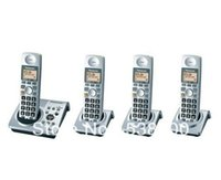 Wholesale KX TG1031s DECT Cordless Phone with Handsets Digital Wireless Telephone Recording Answering System Home Phone