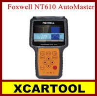 american transmissions - New arrival XCARTOOL Original Foxwell NT610 AutoMaster Pro American Makes Systems NT610 Scanner for Engine Transmission ABS Lowest Price