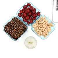 Plastic plastic plates - Eco Friendly Dried Fruit Plates Unique Popular Kitchen Fruit Plates Plastic Material High Quality New Arrivals Hot Sale