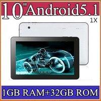 Wholesale 1X Allwinner A83T inch Octa Core Cortex A7 Ghz Lollipop tablet pc GB GB Android Bluetooth HDMI USB OTG PB