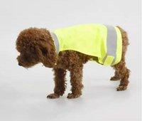 Wholesale Dog clothing Pet reflective vest