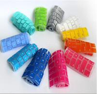 Wholesale Computers Networking Keyboards Mice Inputs Keyboard Covers Colorful Silicone Keyboard Cover Skin
