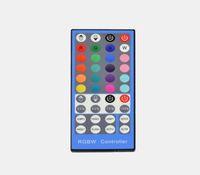 Wholesale DC V V Key IR Remote RGBW Controller for SMD leds RGBW LED Strip Lights