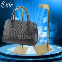 Wholesale Elite Guangzhou Factory Direct Sale Handbag Display Stand Rack Bag Hanger For Fashion Stores Fixtures BR001