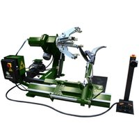 Shop Equipment tyre changer - TYRE CHANGER SYLVAN WH0126