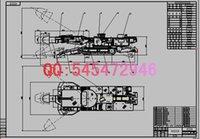 Wholesale EBZ132 roadheader drawings Full Machining drawings ATUO CAD