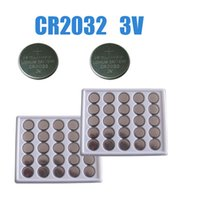 Wholesale PKCELL Brand CR2032 V Lithium Button Coin Battery cr lithium battery For Watches Watches clocks hearing aids