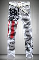 Wholesale new men Fashion jeans designer jeans men jeans cotton men trousers hot sell