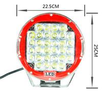 Wholesale Hight power w inch CREE LED Driving Light Stop Flood beam LED off road light for ATV UTV TRUCK WD x4 car light
