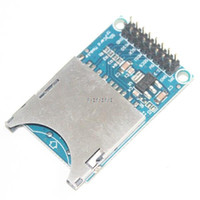 Wholesale Hot Sale Reading and Writing Module SD Card Module Slot Socket Reader ARM MCU for arduino DIY Starter Kit