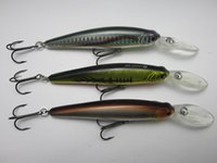 Wholesale Crazy Fish x Freshwater Mid Dive Floating Crankbait Minnow Pike Bass Trout Lure VMC BN Hook