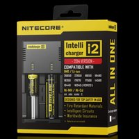 auto charging system - NITECORE i2 Intellicharger i2 IMR compact charging system IMR batteries intelligent auto detect function optimally designed for NI MH