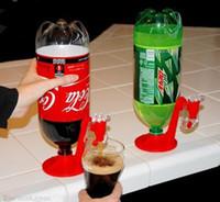soda bottle - 2014 Party Fizz Saver Soda Dispenser Drinking Dispense Gadget Party Party Drinking Soda Dispense Gadget Bottle Inversion Water dispenser