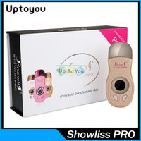 Cheap New Arrival Hair Removal Showliss Pro Shaving hair removal epilator,women Epilator electric nono hair With Travel Case!