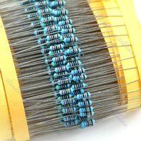 Wholesale Set Kind W Resistance Metal Film Resistor Assorted Kit Each