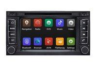 volkswagen car pc - Car DVD Radio Audio Player Android For VW TOUAREG Retail Pc Freeshipping
